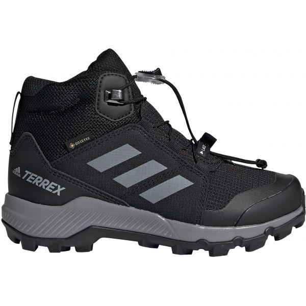 adidas TERREX MID GTX K - Detská outdoorová obuv