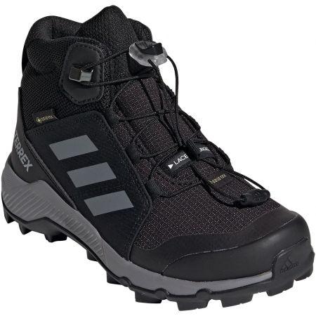 Detská outdoorová obuv - adidas TERREX MID GTX K - 3