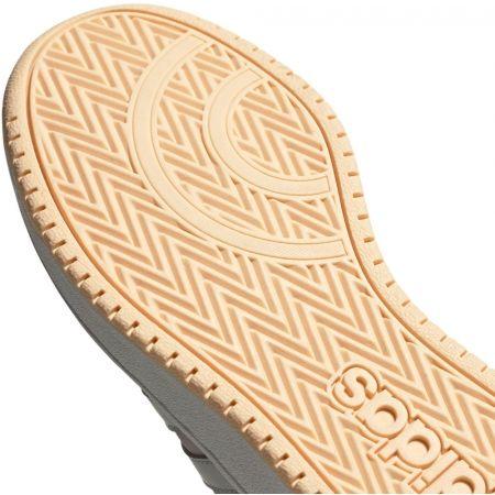 Detská voľnočasová obuv - adidas HOOPS MID 2.0 K - 8