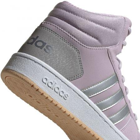 Detská voľnočasová obuv - adidas HOOPS MID 2.0 K - 7