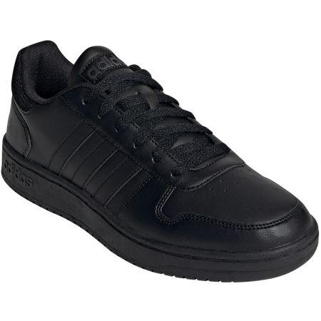 Pánská volnočasová obuv - adidas HOOPS 2.0 - 2