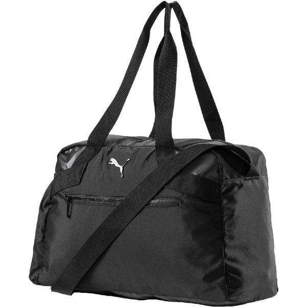 Puma AT SPORT GRIP BAG čierna UNI - Športová taška