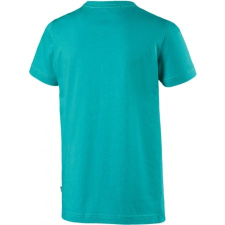 Chlapčenské tričko - Puma ESS LOGO TEE B - 2
