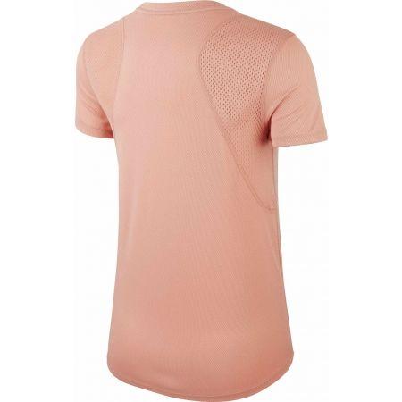 Dámské běžecké triko - Nike RUN TOP SS W - 2