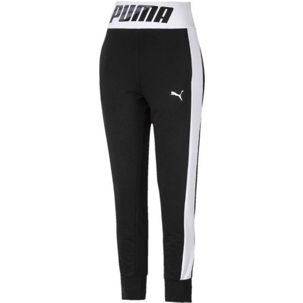 Puma MODERN SPORT TRACK PANTS černá M - Dámské sportovní kalhoty