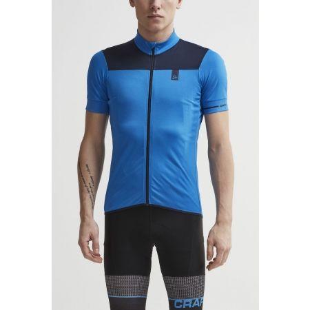 Tricou ciclism bărbați - Craft POINT - 2