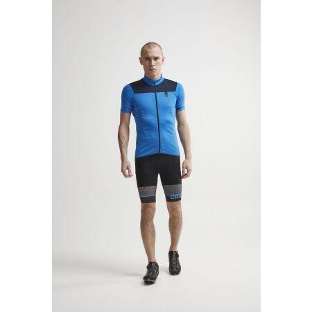 Tricou ciclism bărbați - Craft POINT - 5