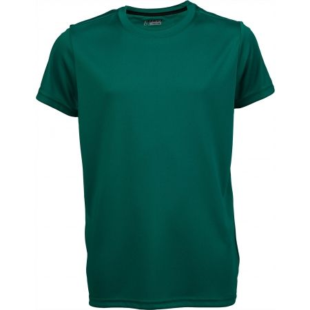 Kensis TKTE921-G REDUS GREEN - Boys' sports T-shirt