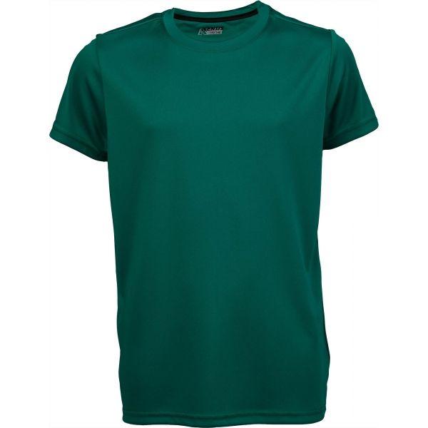 Kensis REDUS zelená 128-134 - Chlapecké sportovní triko