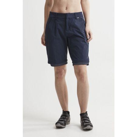 Pantaloni scurți ciclism damă - Craft RIDE HABIT - 2