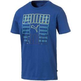 Puma PUMA BRAND GRAPHIC - Pánske tričko