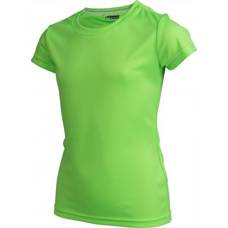Girls' sports T-shirt - Kensis VINNI PINK - 2