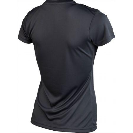 Tricou sport damă - Kensis VINNI NEON YELLOW - 3