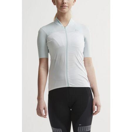 Tricou ciclism damă - Craft HALE GLOW - 2