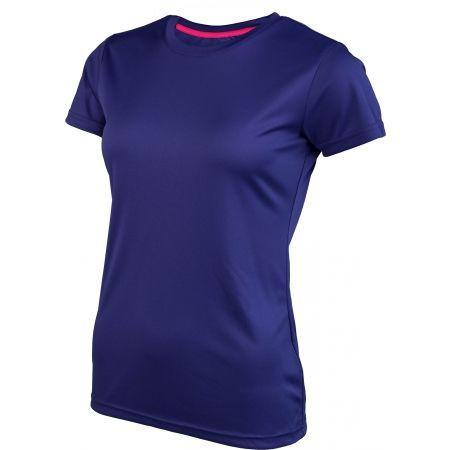 Dámske športové tričko - Kensis VINNI NEON YELLOW - 2