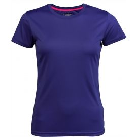 Kensis VINNI NEON YELLOW - Tricou sport damă