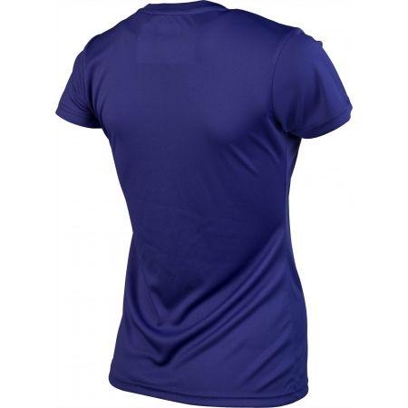 Dámske športové tričko - Kensis VINNI NEON YELLOW - 3