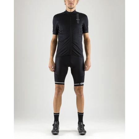 Pantaloni ciclism bărbați - Craft RISE BIB - 7