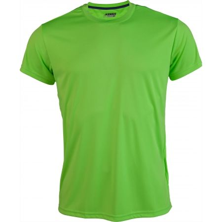 Men's sports T-shirt - Kensis REDUS GREEN - 1