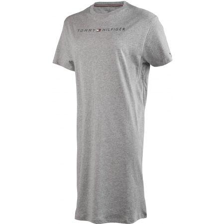 Dámske predĺžené tričko - Tommy Hilfiger RN DRESS HALF SLEEVE - 2