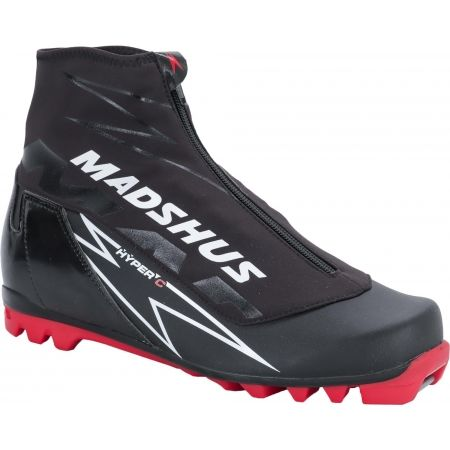 Nordic ski boots for classic style - Madshus HYPER C - 1