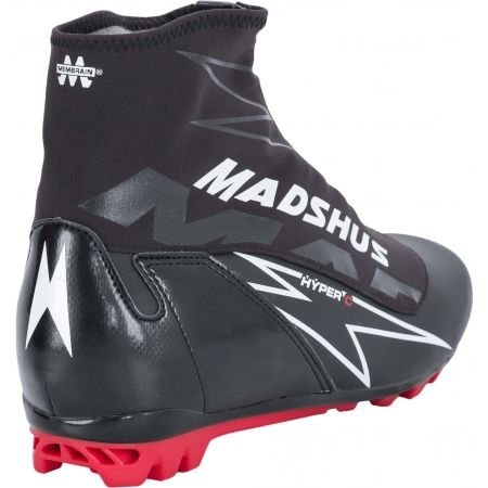 Nordic ski boots for classic style - Madshus HYPER C - 3