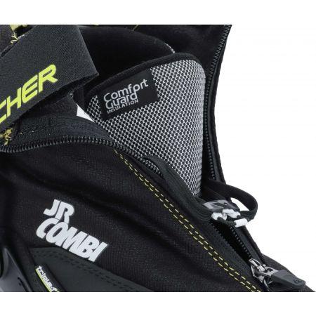 Clăpari combi de ski fond juniori - Fischer JR COMBI - 5