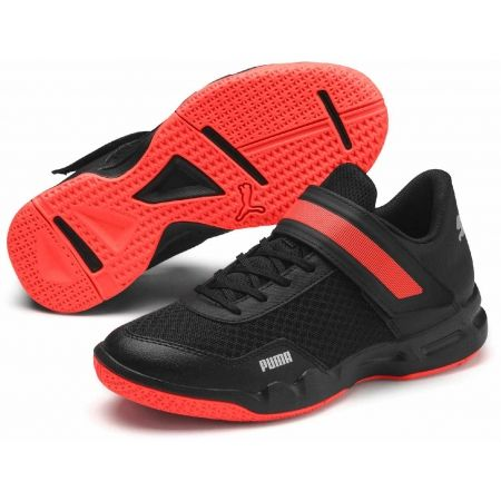 Puma RISE XT 4 JR - Kids' volleyball shoes