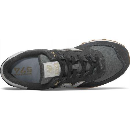 Pánská vycházková obuv - New Balance ML574SNL - 3