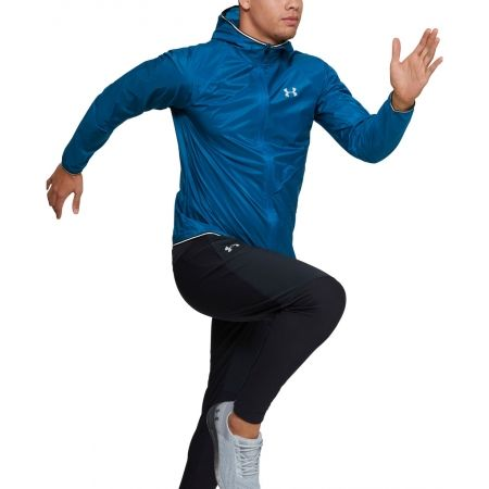 Pánska bunda - Under Armour QUALIFIER STORM PACKABLE JACKET - 3