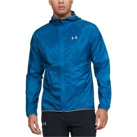 Under Armour QUALIFIER STORM PACKABLE JACKET - Pánská bunda