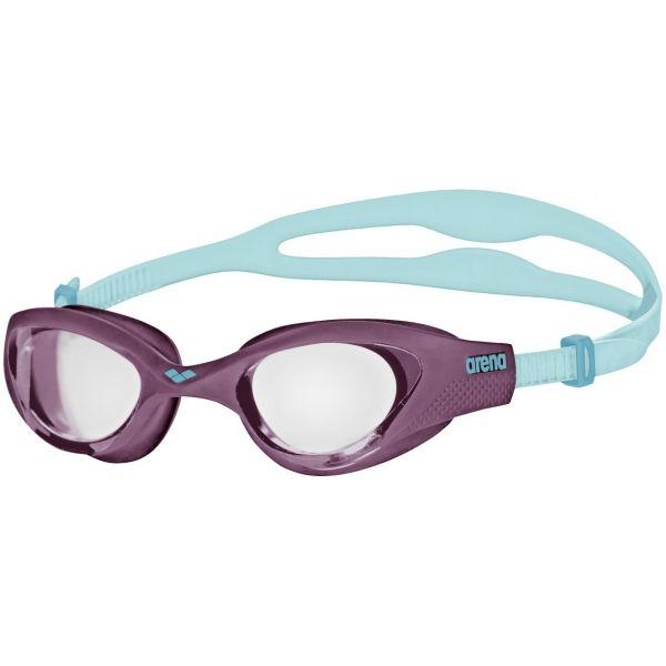 Arena THE ONE WOMAN fioletowy NS - Okulary do pływania damskie