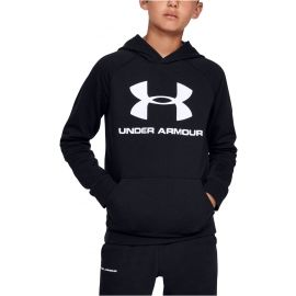 Under Armour RIVAL LOGO HOODY - Суитшърт за момчета