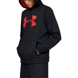 Under Armour AF PO HOODIE BIG LOGO GRAPHIC - Men's sweatshirt