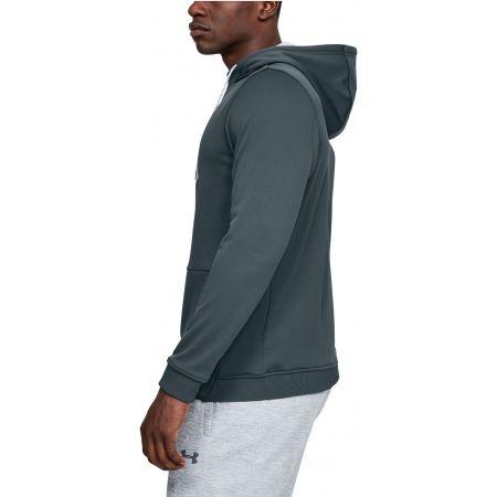 Men's sweatshirt - Under Armour AF PO HOODIE BIG LOGO GRAPHIC - 4