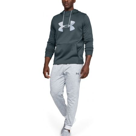 Men's sweatshirt - Under Armour AF PO HOODIE BIG LOGO GRAPHIC - 6