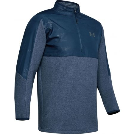 Under Armour CGI 1/2 ZIP - Herren Sweatshirt