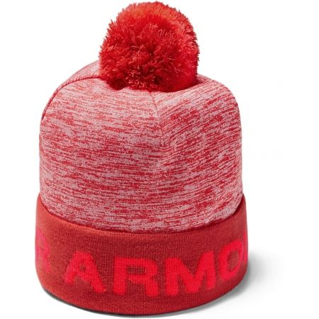Under Armour GAMETIME POM BEANIE - Boys' beanie