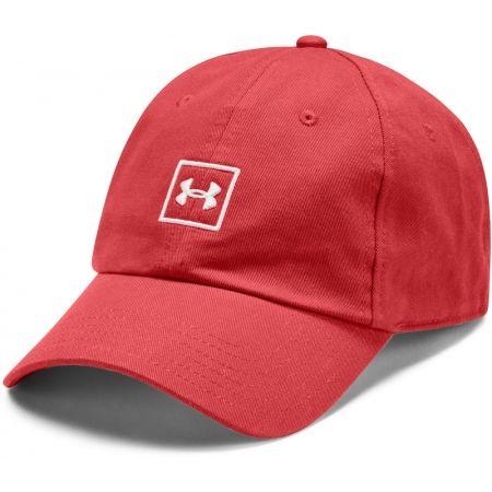 Pánska čiapka - Under Armour WASHED COTTON CAP - 1