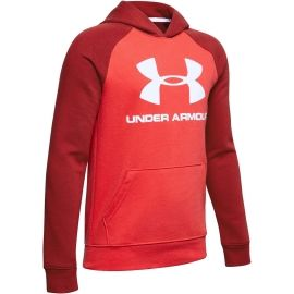 Under Armour RIVAL LOGO HOODY - Hanorac de băieți
