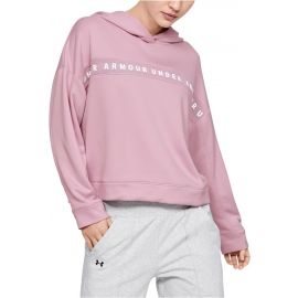Under Armour TECH TERRY HOODY - Hanorac de damă