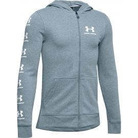 Under Armour RIVAL FULL ZIP HOODY - Boys' hoodie