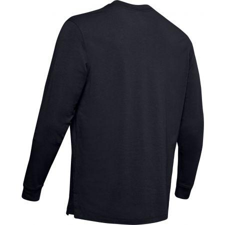 Pánske tričko s dlhým rukávom - Under Armour UNSTOPPABLE WORDMARK LS - 2