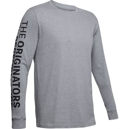 Under Armour ORIGINATORS OF PERFORMANCE LS - Men's T-Shirt
