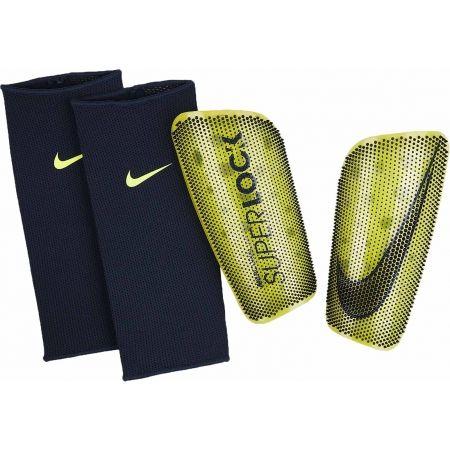 Nike MERCURIAL LITE SUPERLOCK - Pánske futbalové chrániče
