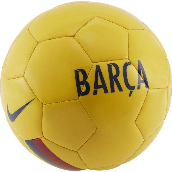 Nike FC BARCELONA SPRTS  4 - Fotbalový míč