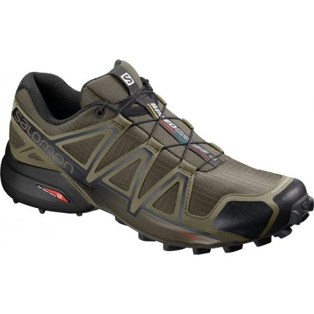 Încălțăminte de trail bărbați - Salomon SHOES SPEEDCROSS 4 WIDE - 1