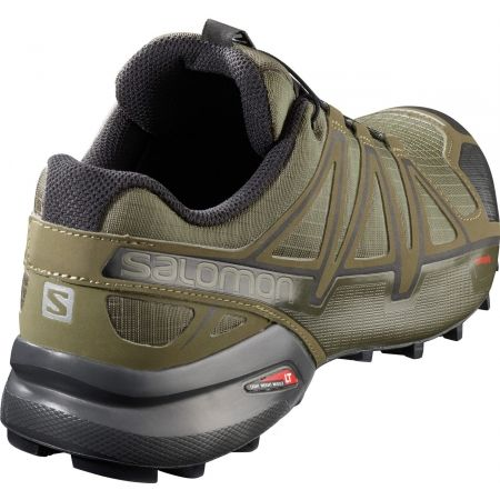 Încălțăminte de trail bărbați - Salomon SHOES SPEEDCROSS 4 WIDE - 5