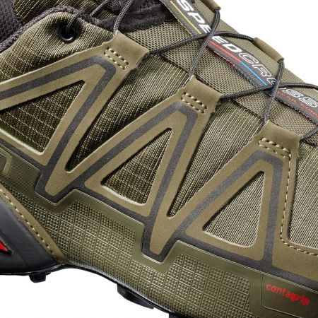 Încălțăminte de trail bărbați - Salomon SHOES SPEEDCROSS 4 WIDE - 6