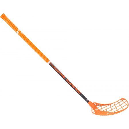 Juniorská florbalová hokejka - Unihoc EPIC CURVE 1.0 32 - 1